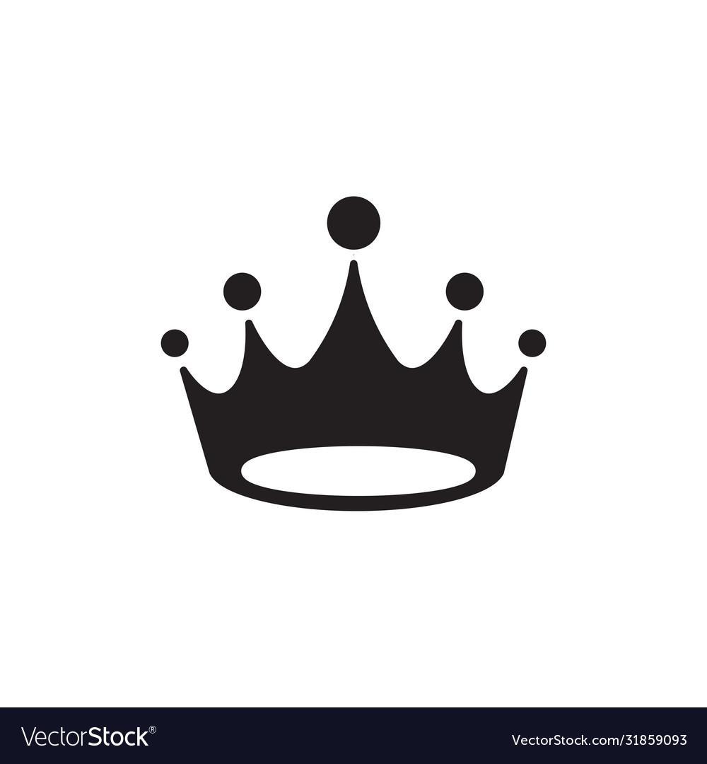 Luxury elegant crown