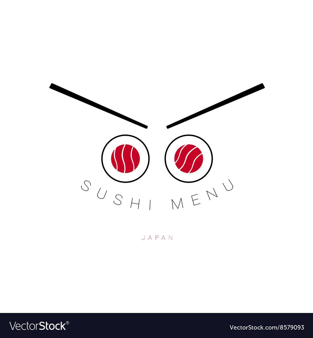Sushi menu icon