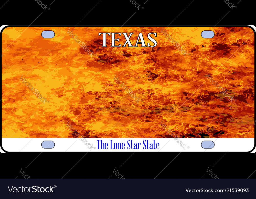 Texas in Flames
