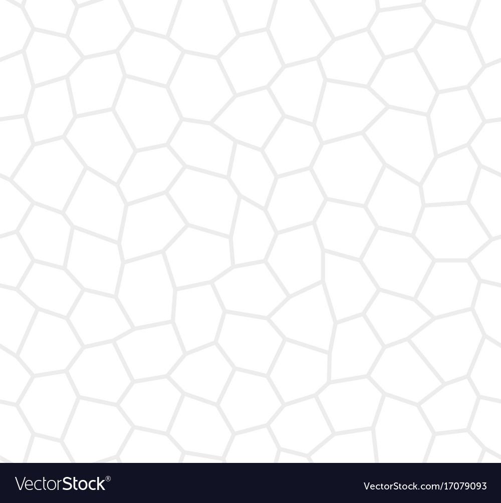 Hexagon Pattern Vector Best Decoration