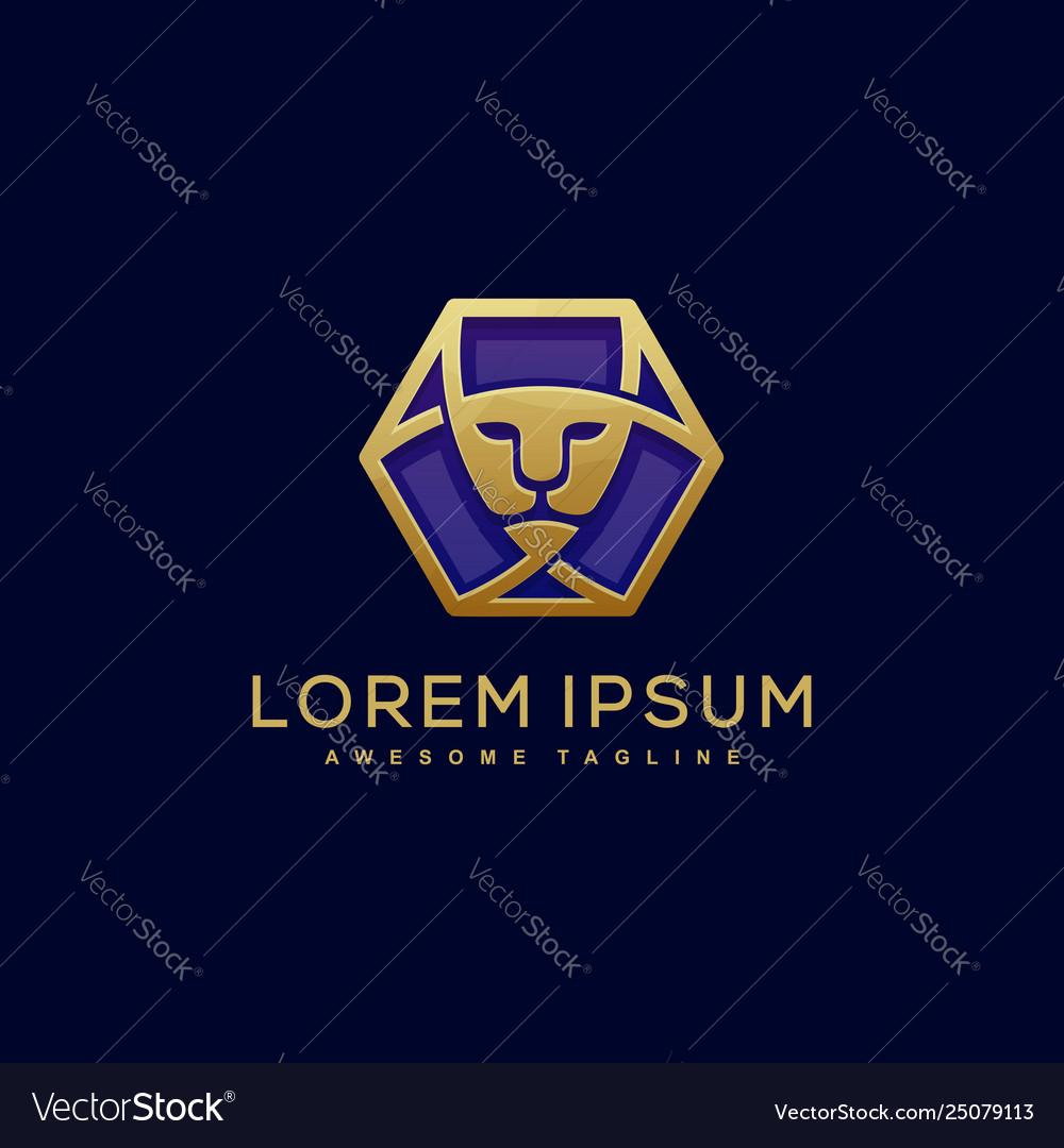 Lion luxury template