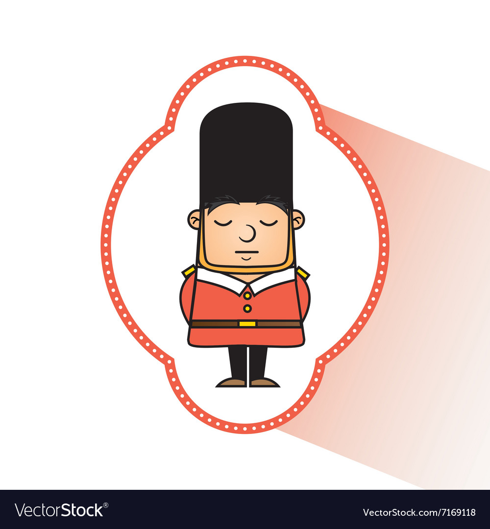 Nutcracker icon design vector image