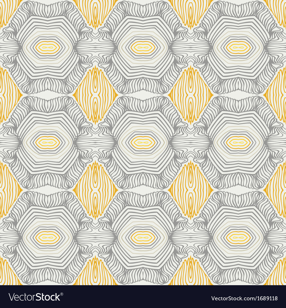 Vintage Pattern Fifties Sixties Wallpaper Design