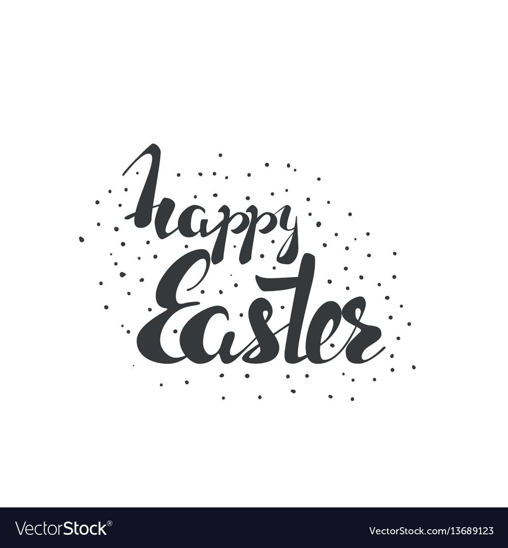 Easter inscription