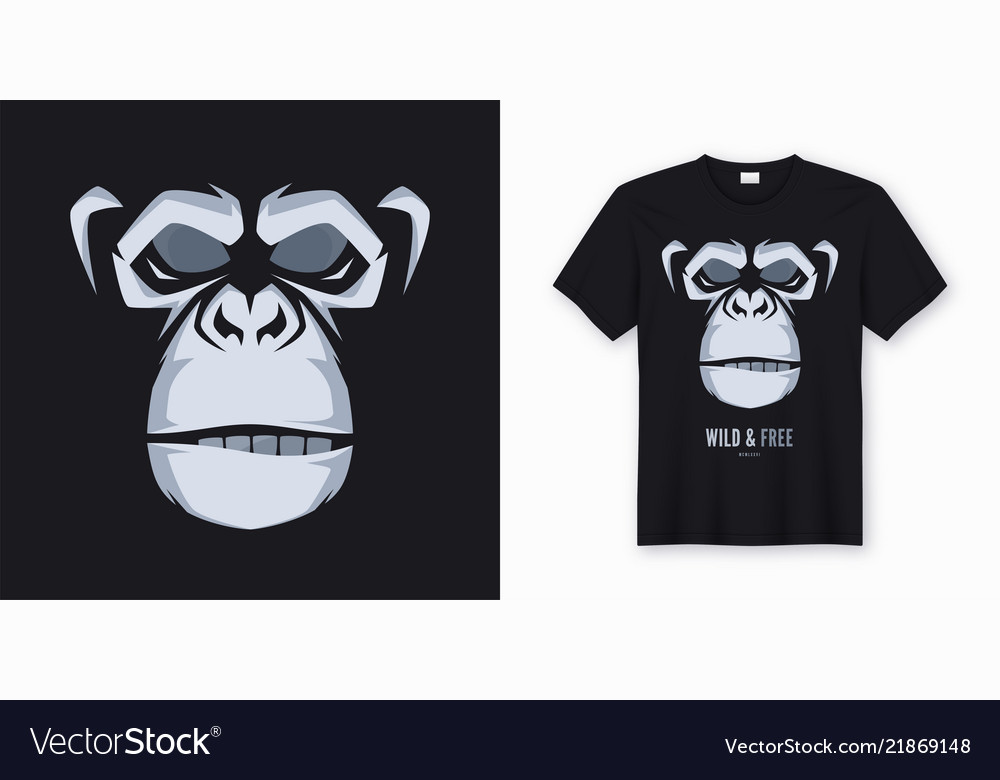 T-shirt and apparel design print poster