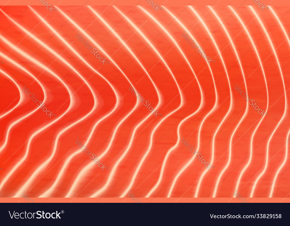 Salmon or trout fish meat texture wallpaper