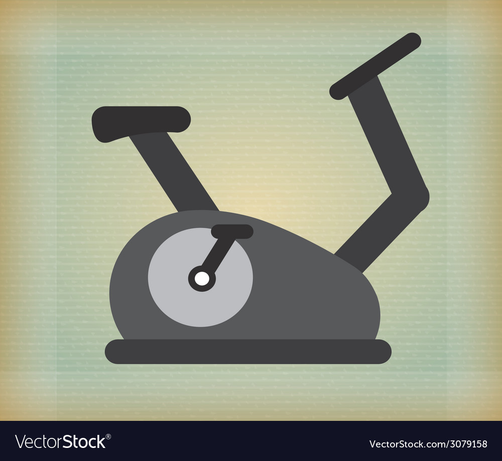 Spinning design vector image