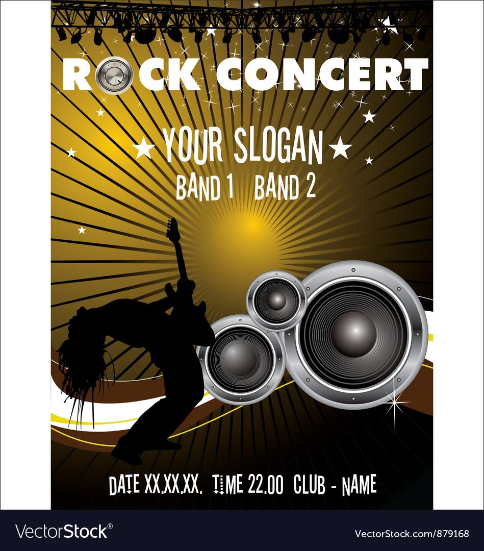 Rock concert wallpaper