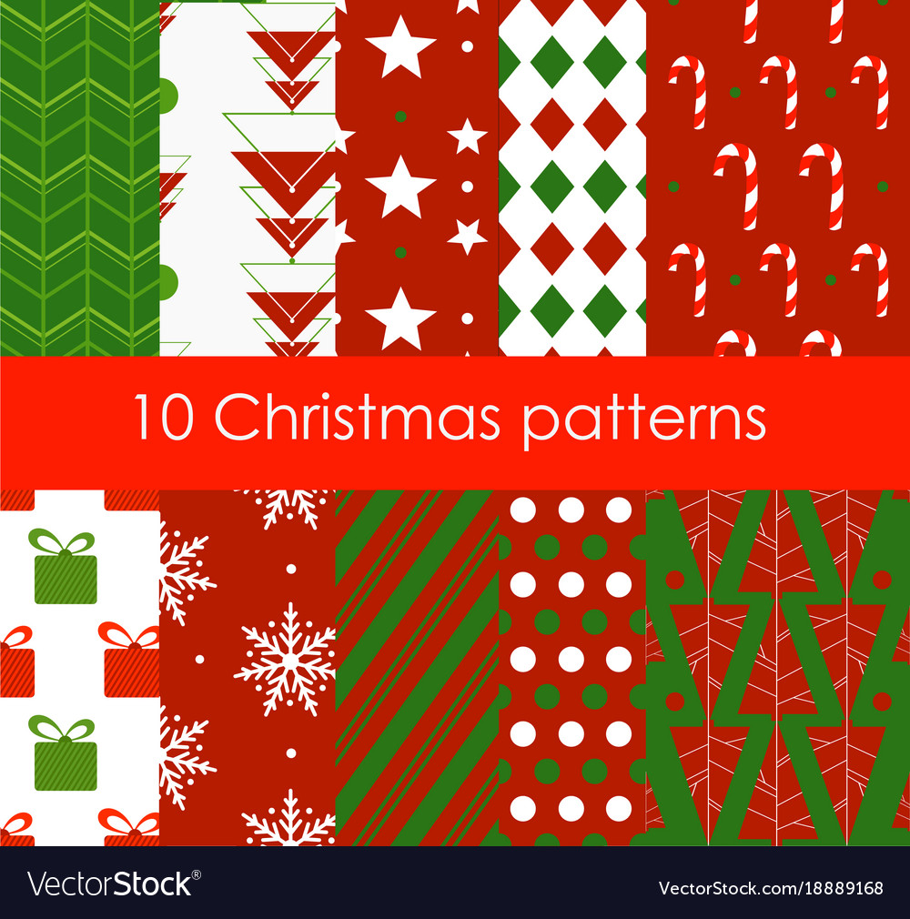 Ten christmas different