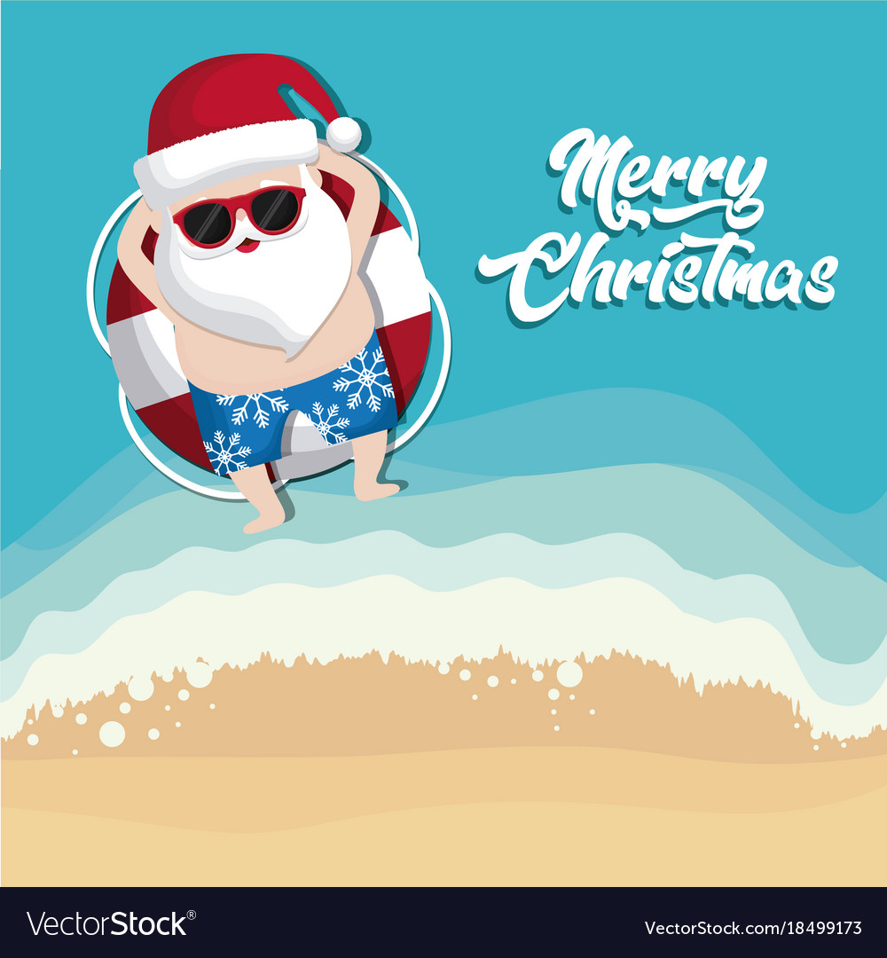 Christmas Vacations.Christmas Vacations Design Vector Image On Vectorstock