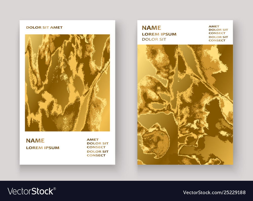 Gold marble texture abstract background graphic