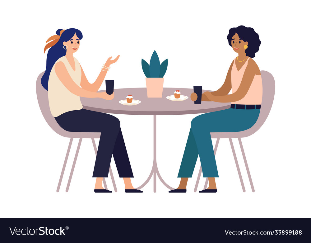 Women friends cafe meeting with friends girls
