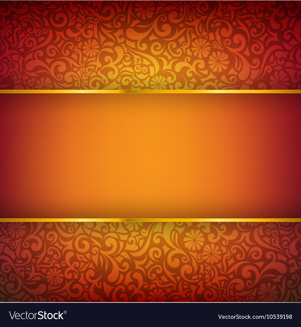 Vintage and classic abstract background eps10 015 vector image