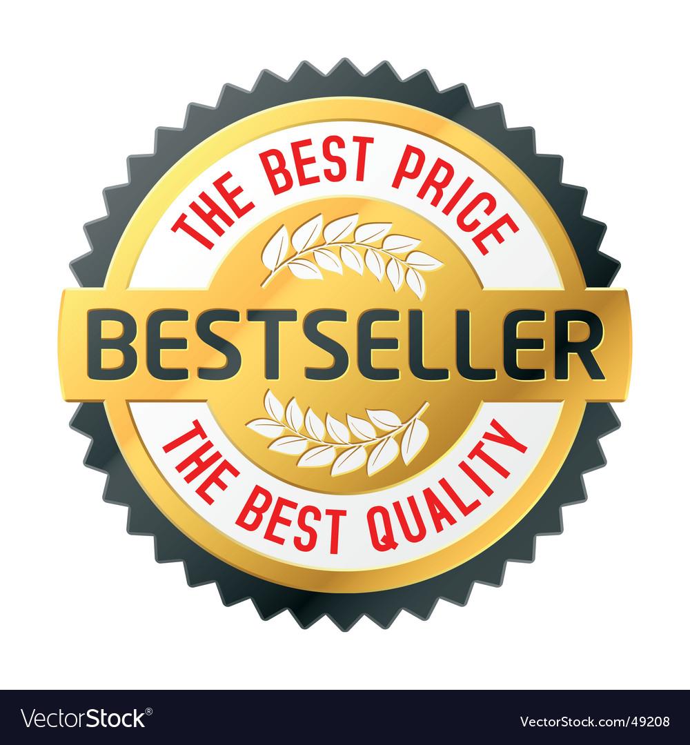 Bestseller emblem