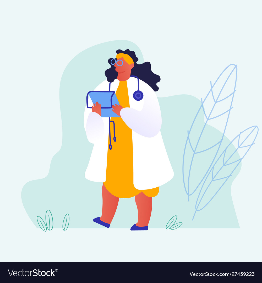 Medical people concept profession doctor and