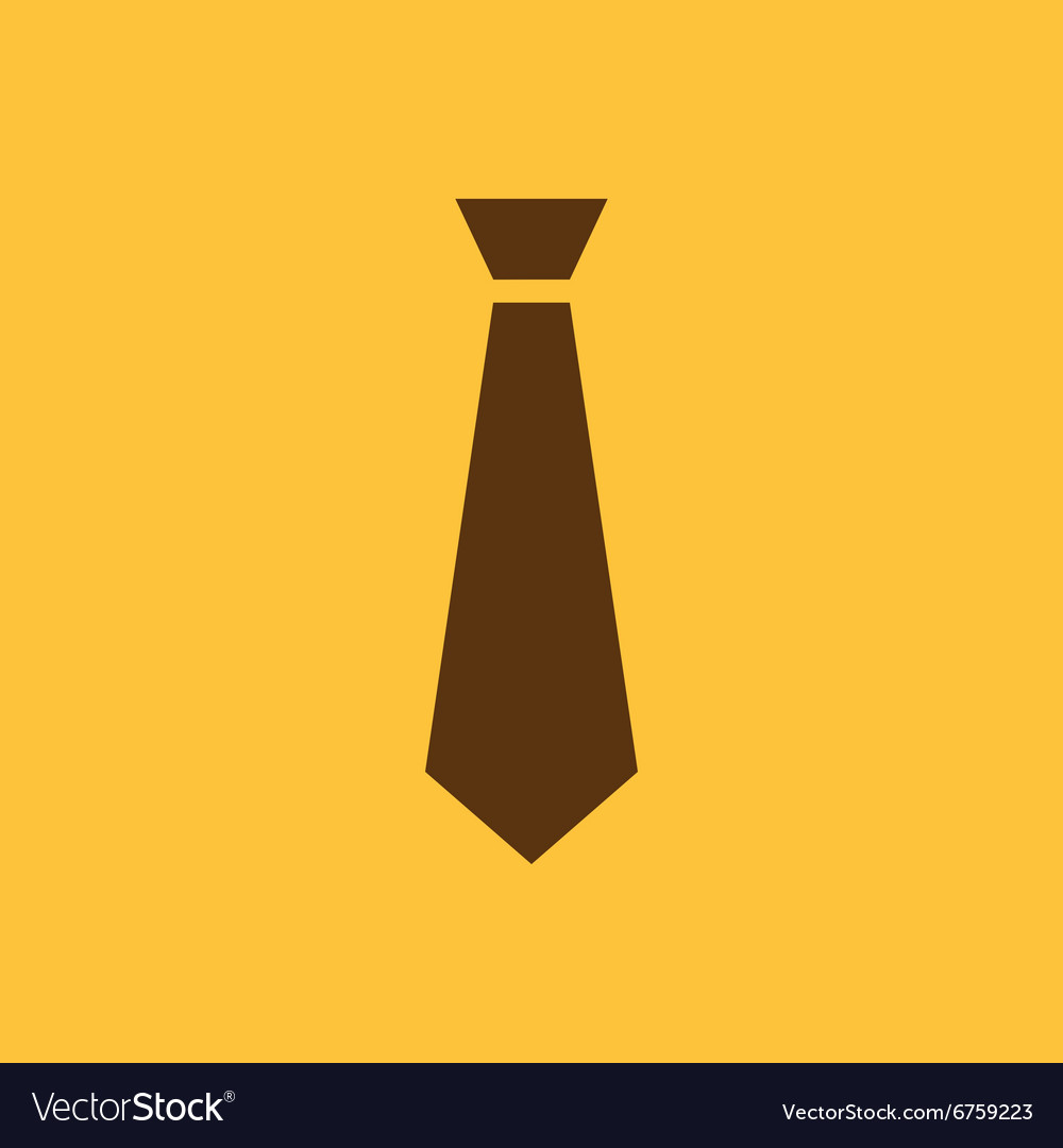 The tie icon Necktie and fashion dress code