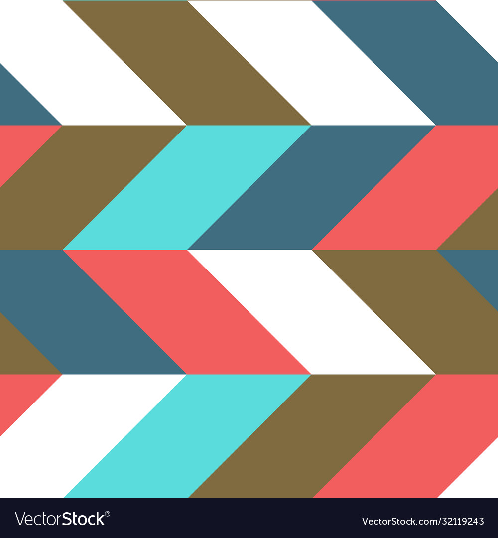 Simple and modern seamless pattern of