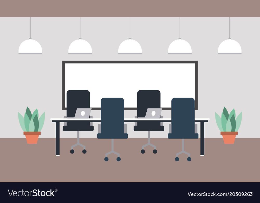 Interiores workspace coffee shop restaurant