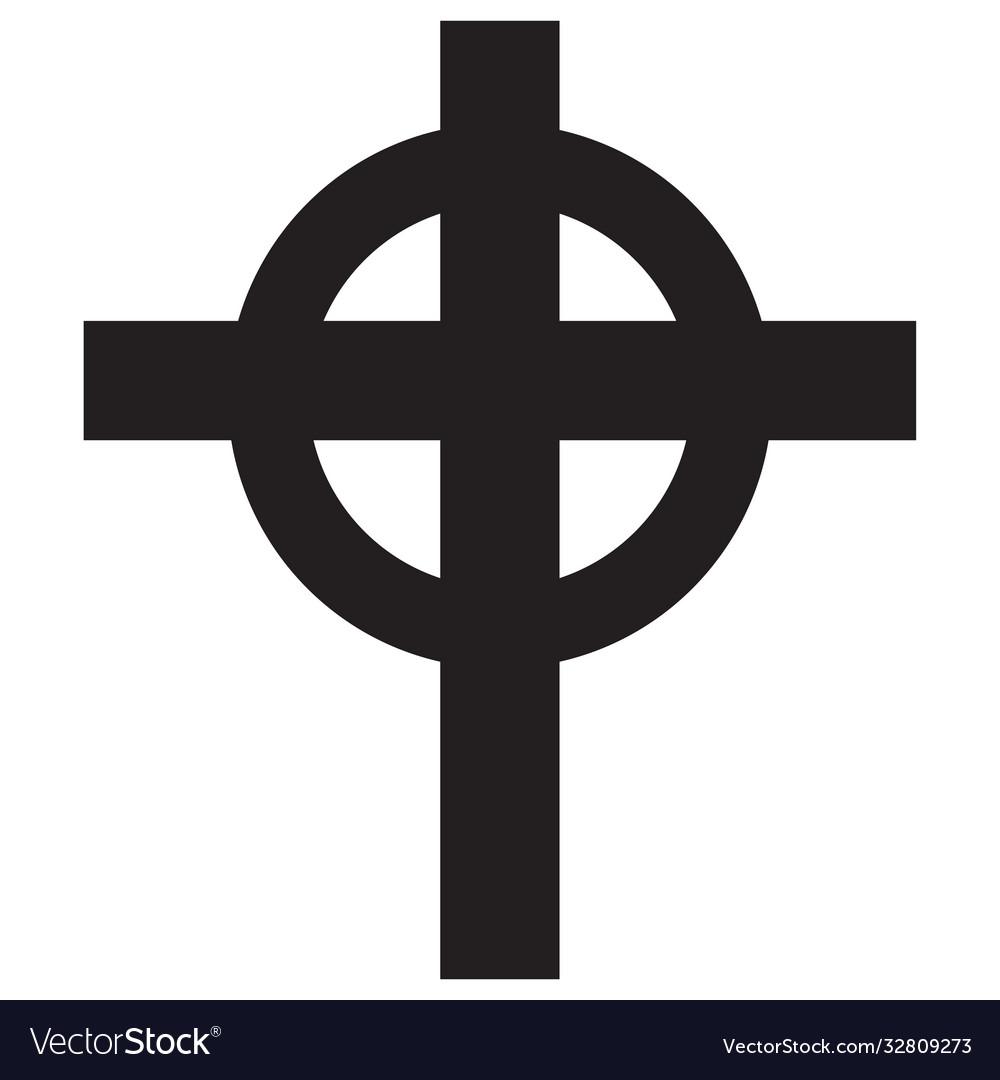 Cross christian religion symbol