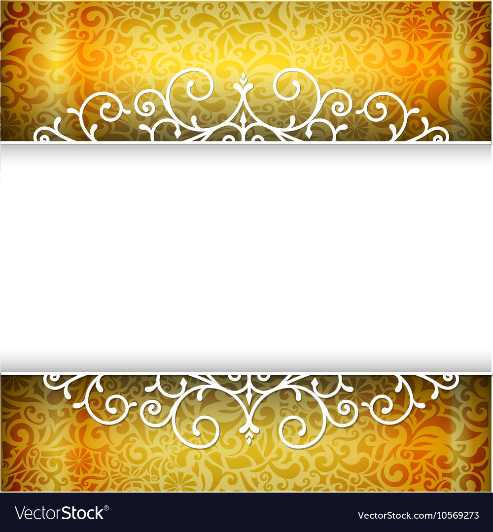 Vintage and classic abstract background eps10 031 vector image