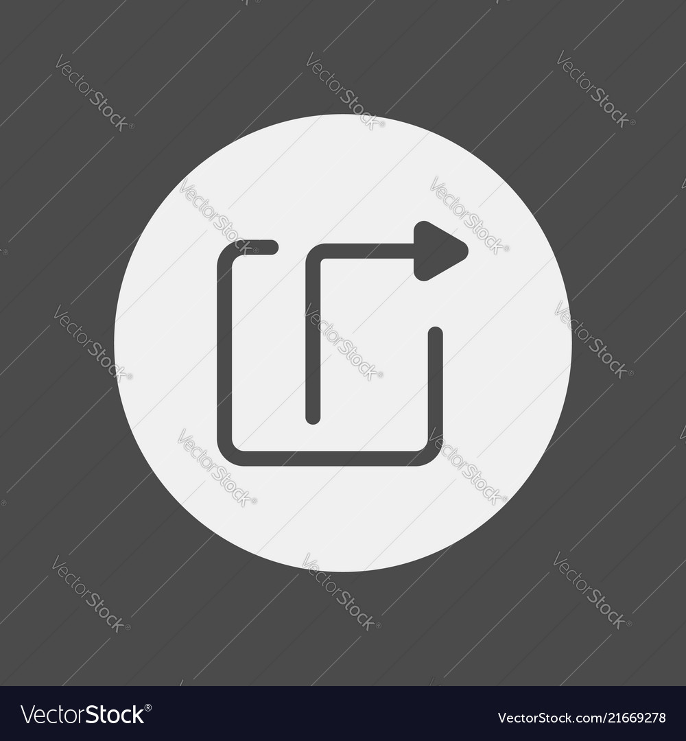 Log out icon sign symbol