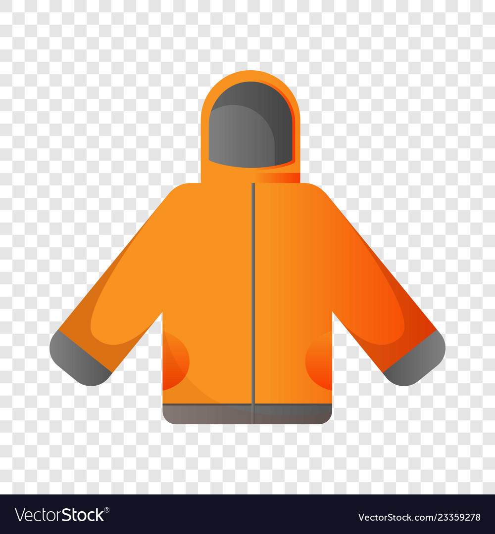 551cb82d11 Ski jacket icon cartoon style