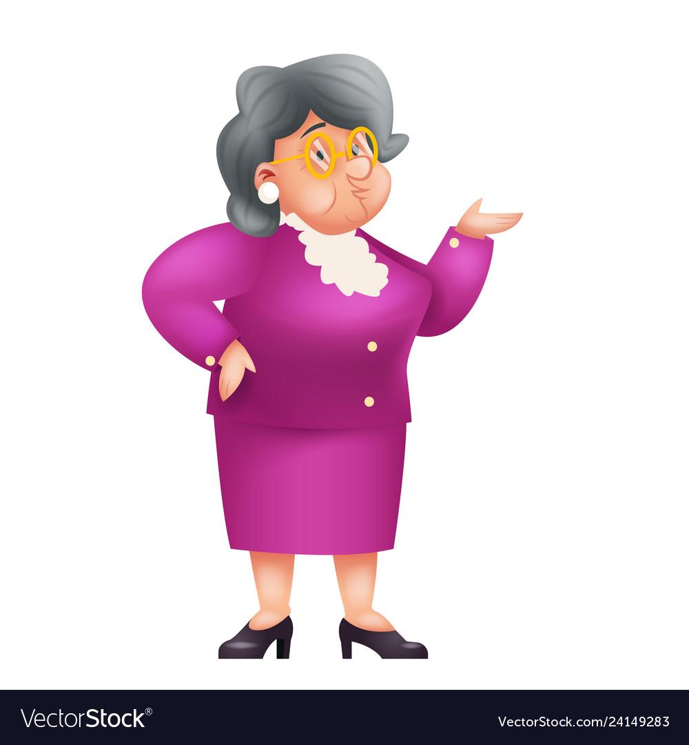 Adult granny