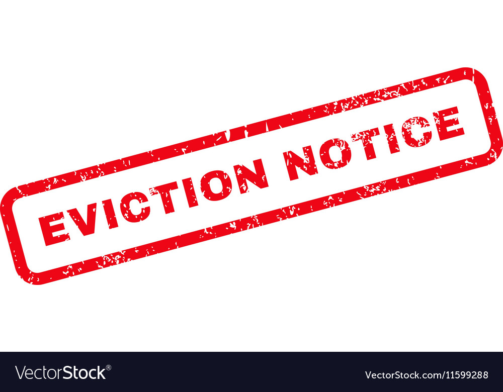 Eviction notice text rubber stamp royalty free vector image eviction notice text rubber stamp vector image altavistaventures Image collections