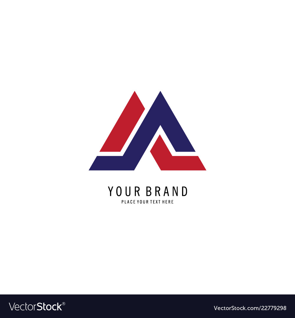 Triangle infinity logo