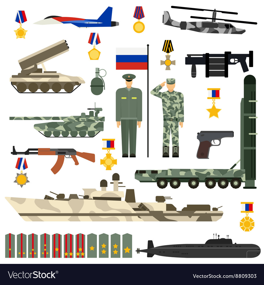 Russian Army set