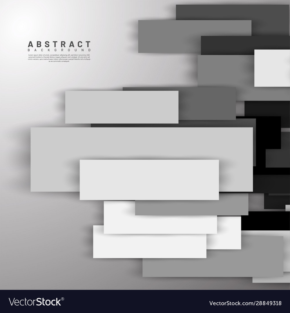 Abstract background overlapping square design new