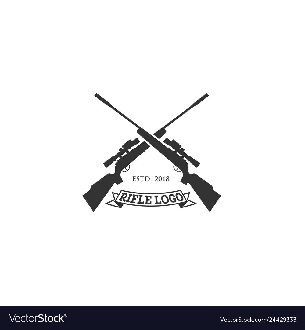 Rifle club logo designs