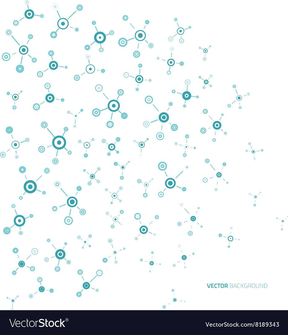 Blue medical molecules