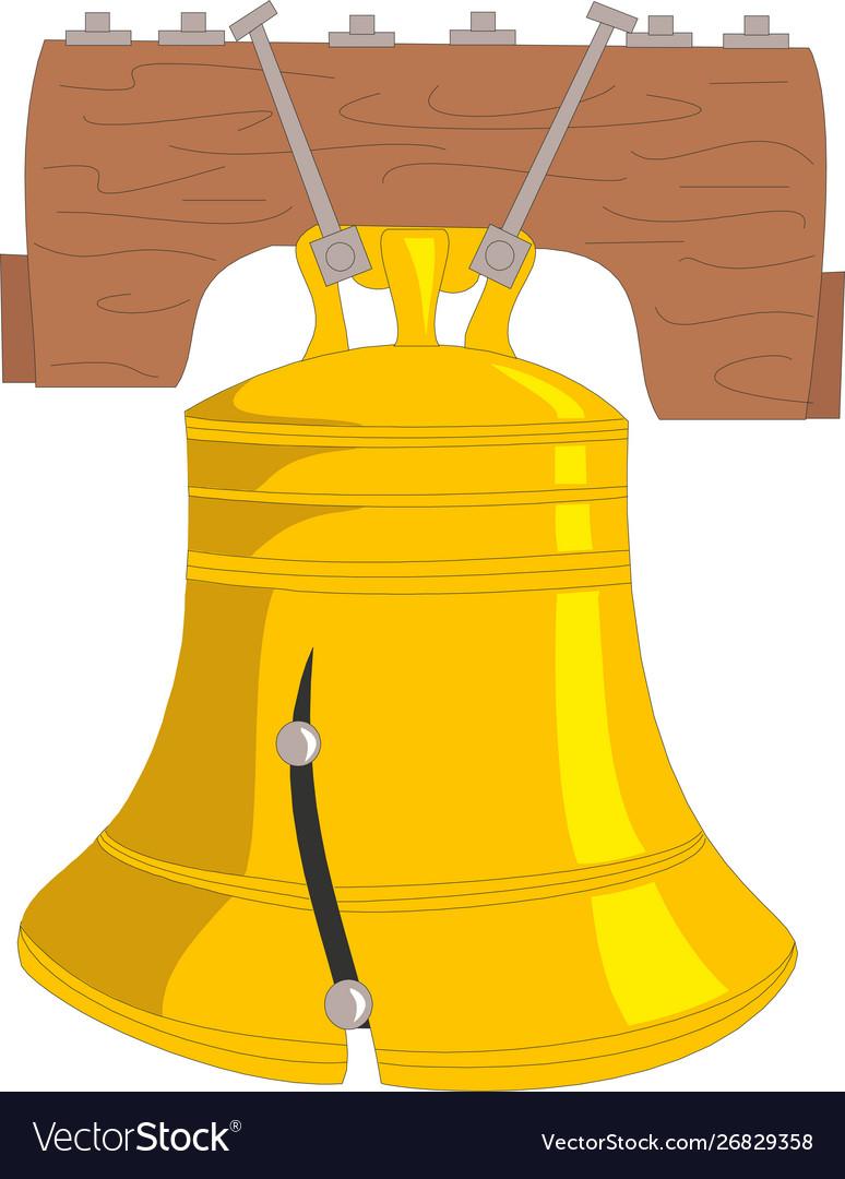 Liberty bell eps 10