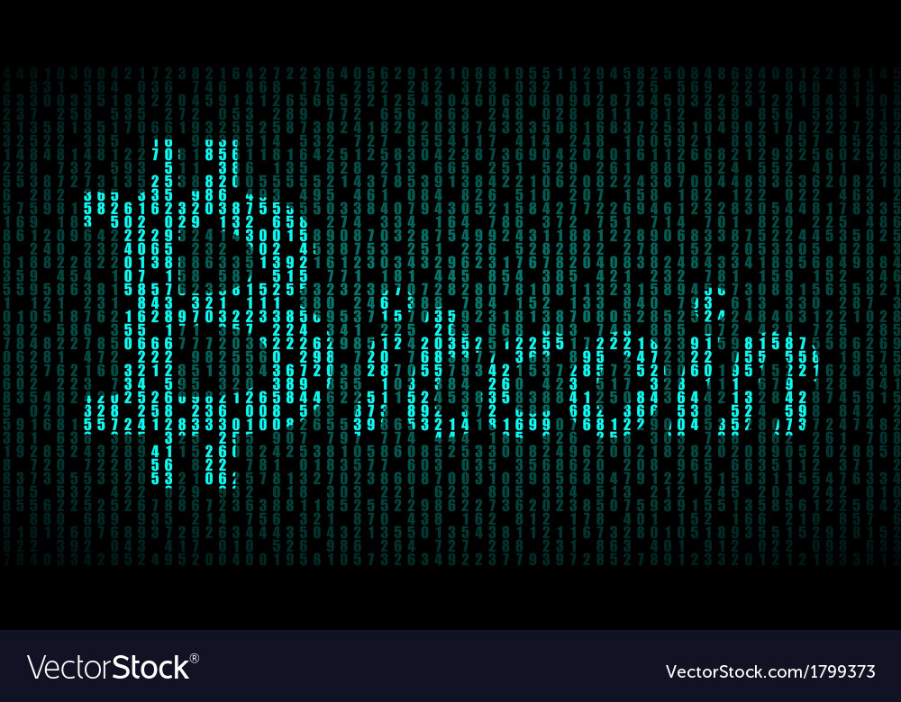 Symbol of financial currency Bitcoin vector image