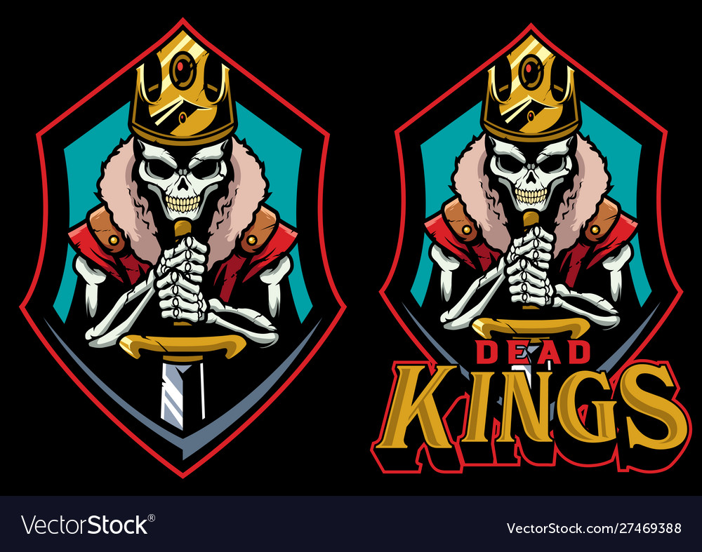 Dead kings mascot