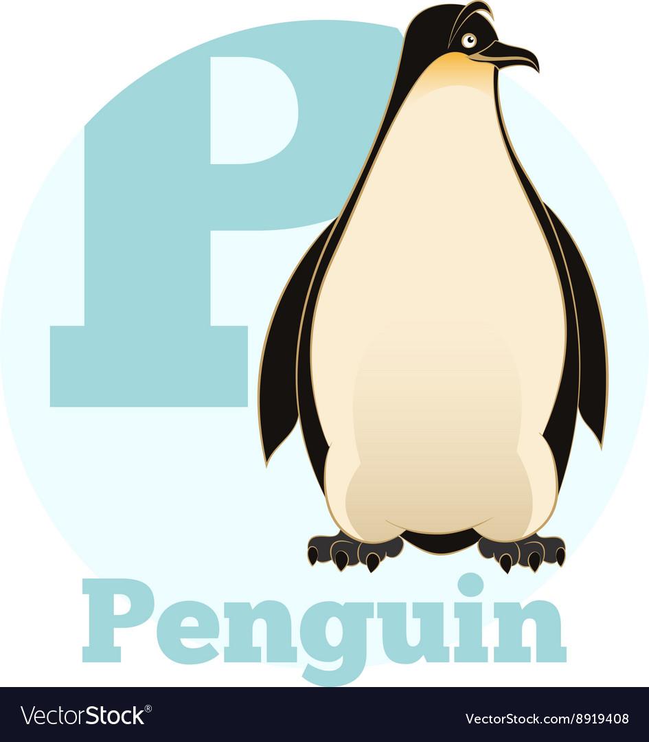 ABC Cartoon Penguin