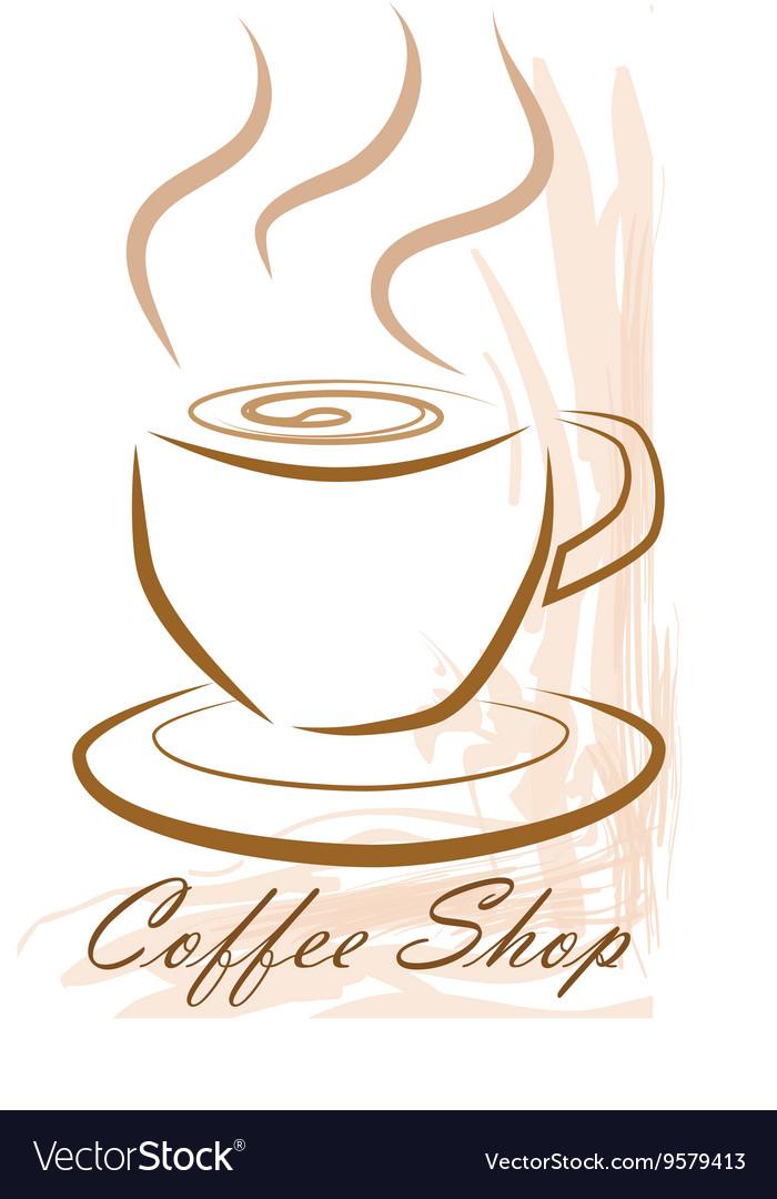 Coffee shop concept art