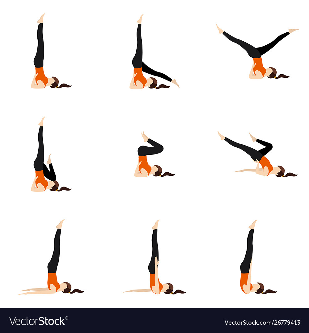 Standing Yoga Poses For Shoulders