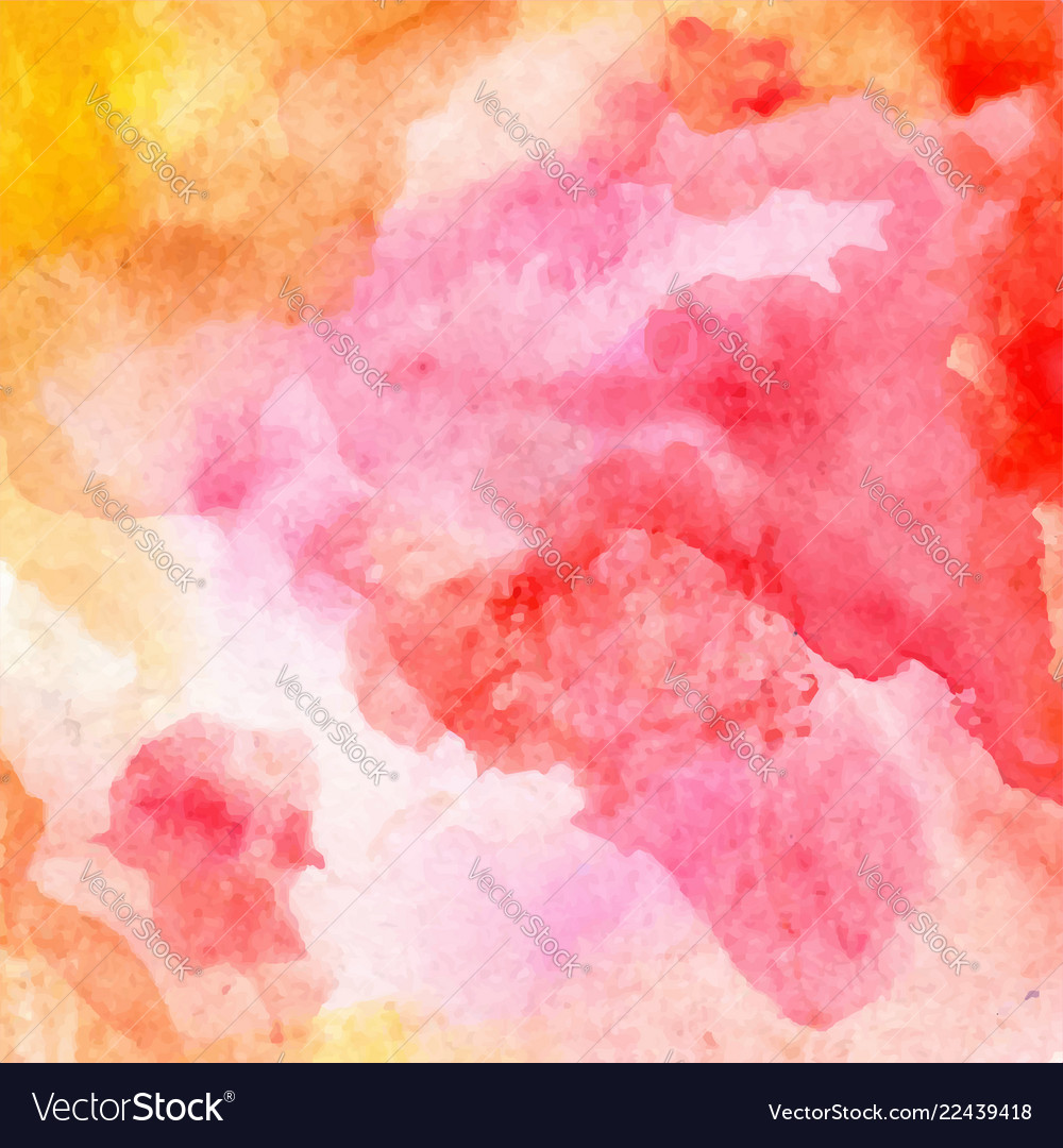 Abstract bright red orange yellow pink
