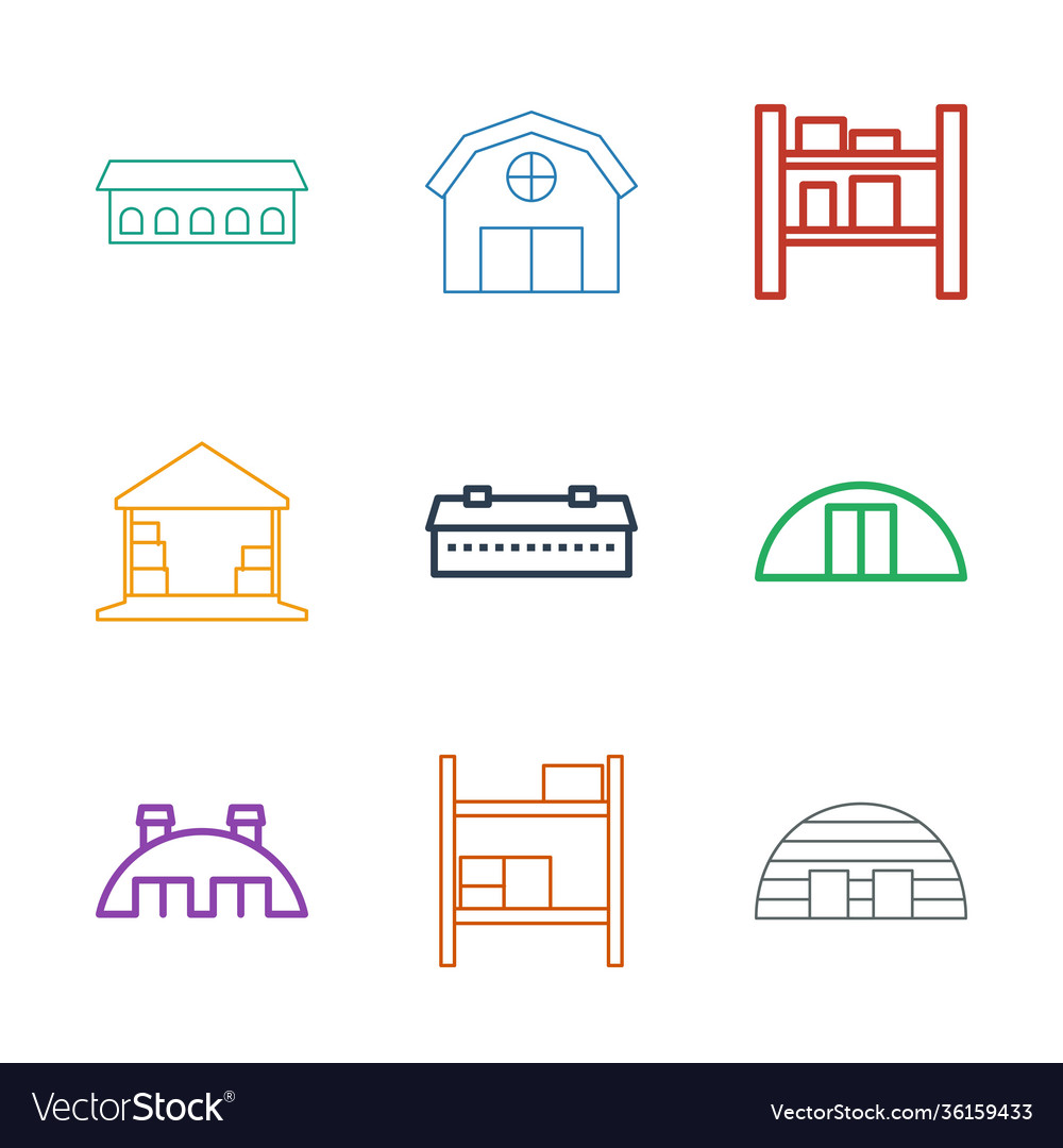Hangar icons