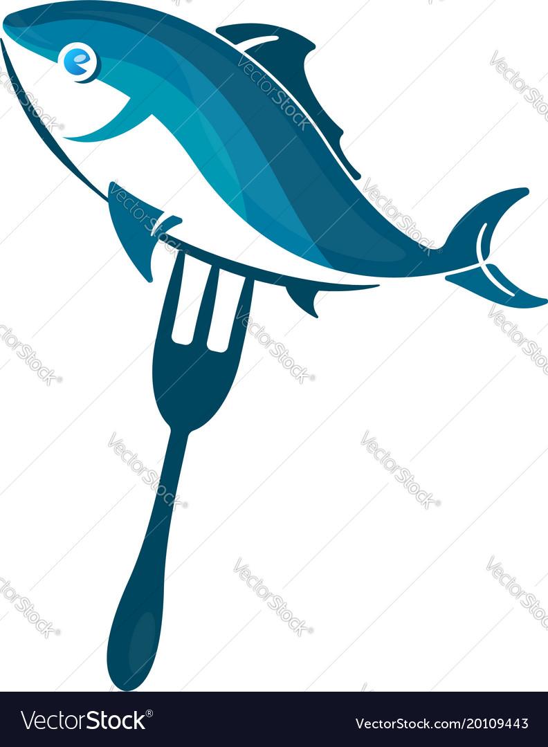Seafood symbol