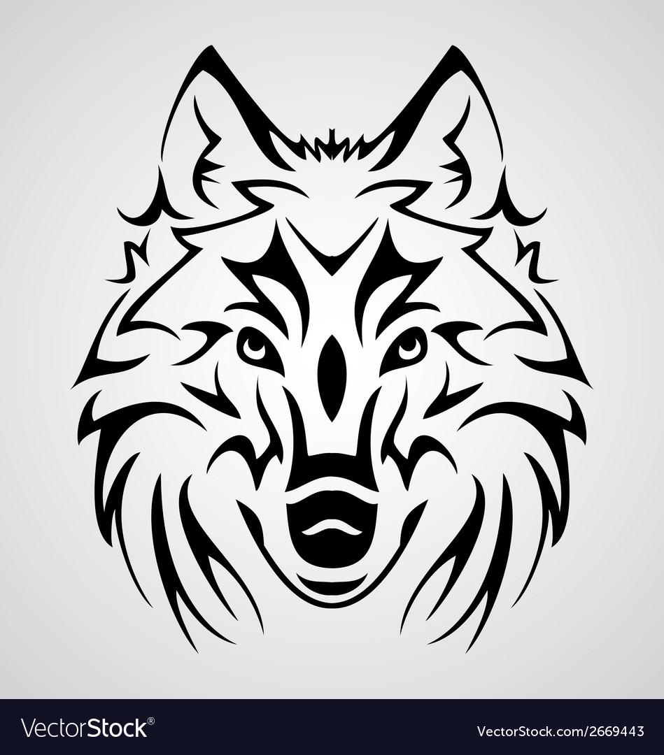 Wolf Head Tribal