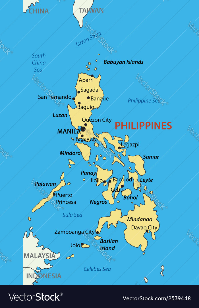 Manila, Map & Philippines Vector Images (36)