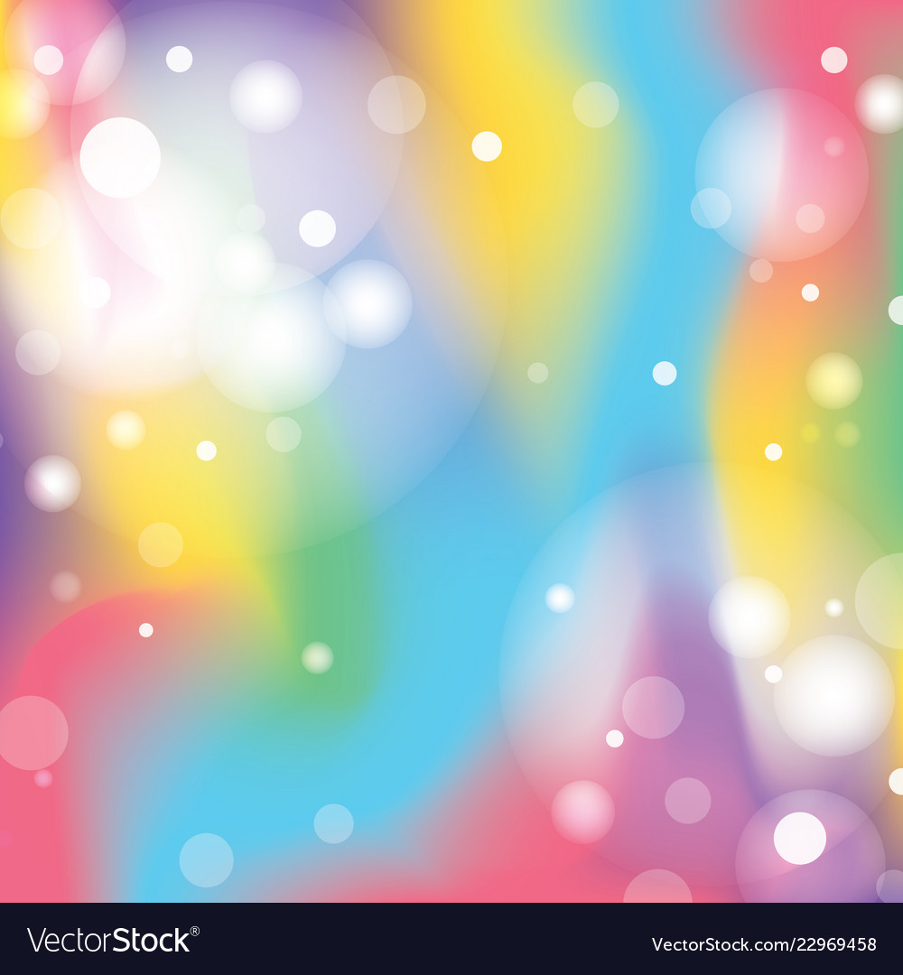 Airy circular color mesh background eps10