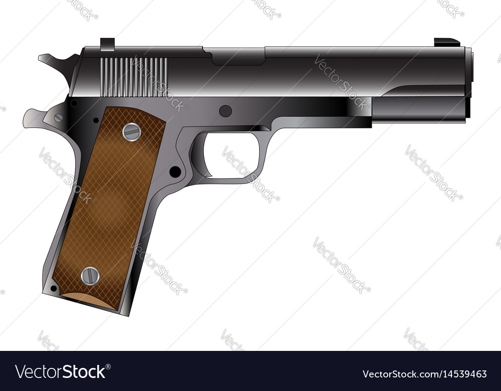 45 automatic vector image