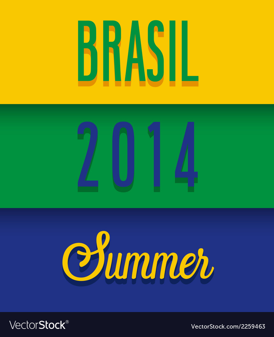 Brasil 2014 Summer