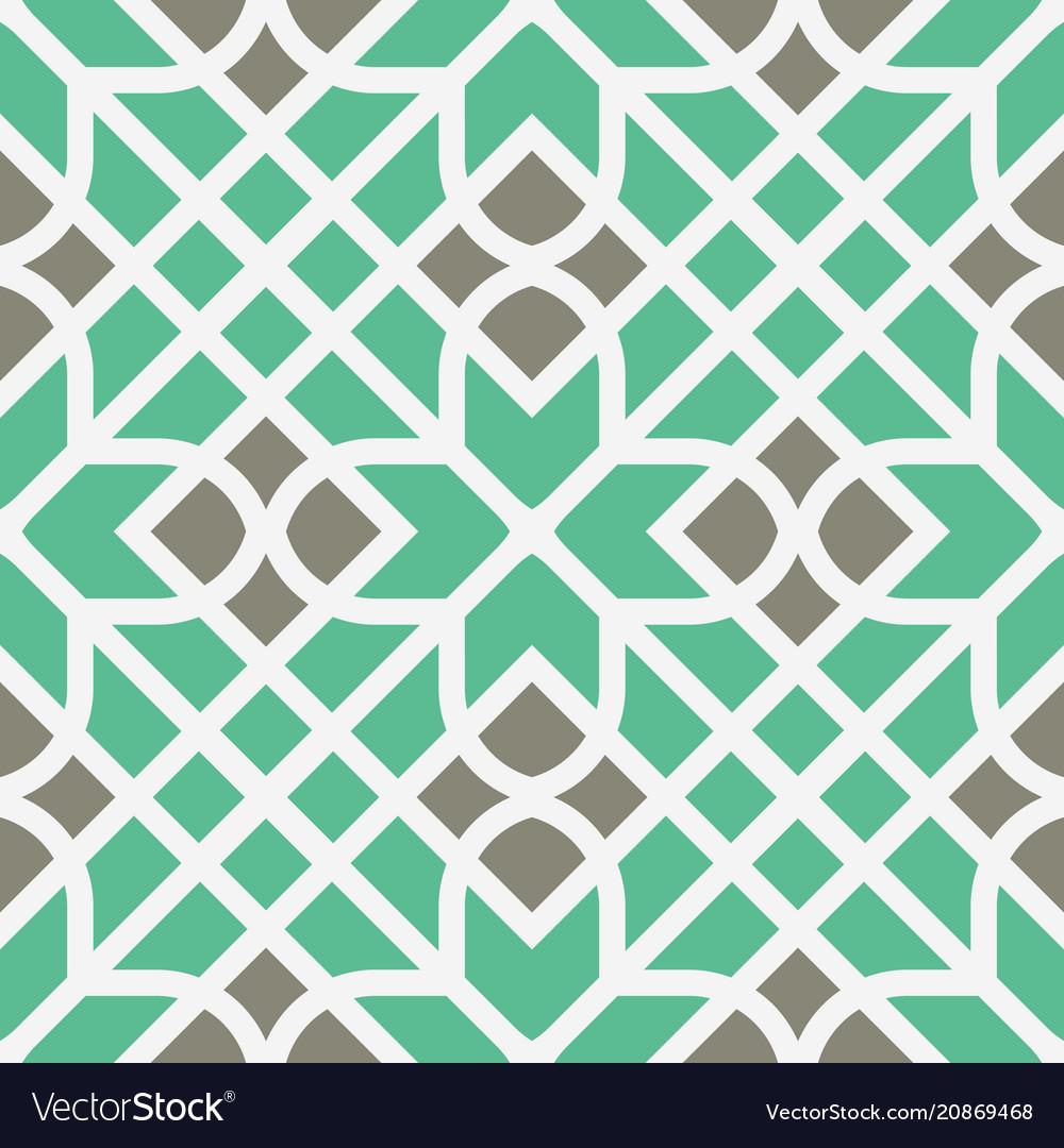 Asian geometric pattern
