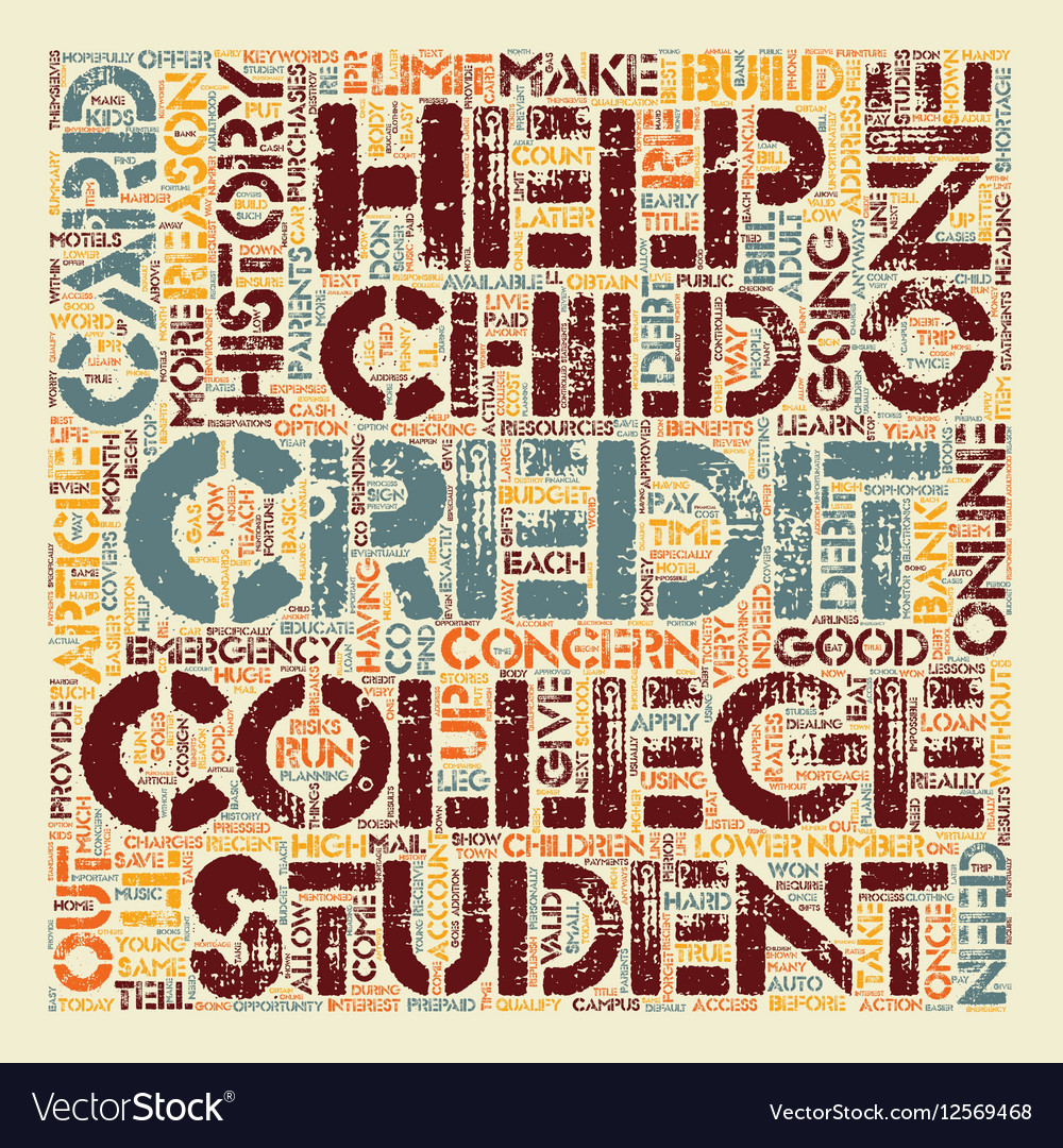 Why Your College Student Should Have A Credit Card