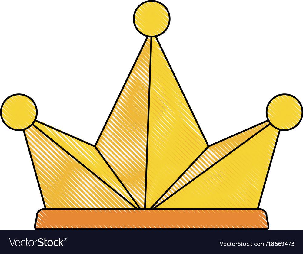 King crown symbol